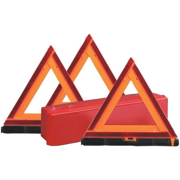 Sate-Lite 73-0711-00 Early-Warning Triangle Triple Kit