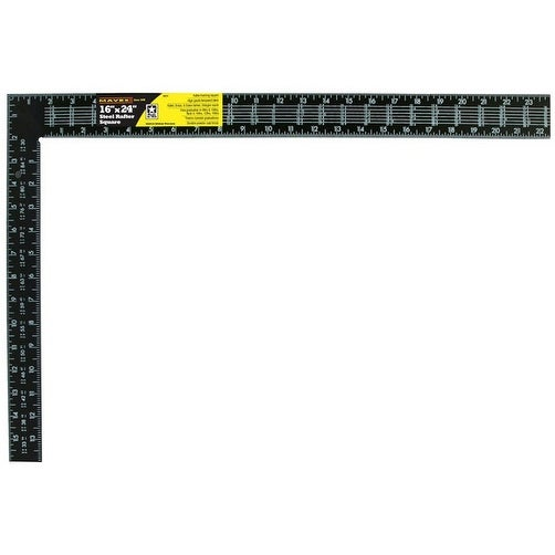 Great Neck 10219 Carpenter Square, Black, Steel