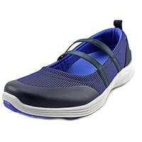 Vionic Womens Agile Opal Slip-On Sneaker - Navy