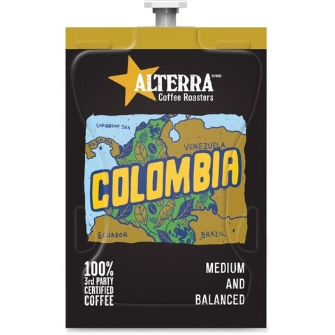 Mars Drinks MDKA180 Alterra Roasters, Colombia Coffee