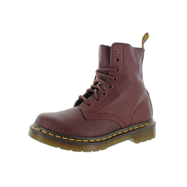 4fe6065f6dc Shop Dr. Martens Womens Pascal Ankle Boots Leather Fashion - Free ...