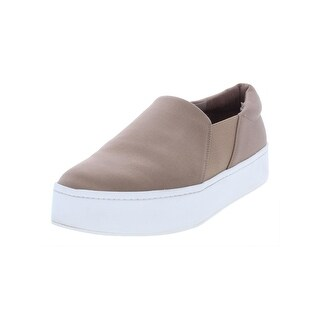 Vince Womens Warren Casual Shoes Solid Flatform