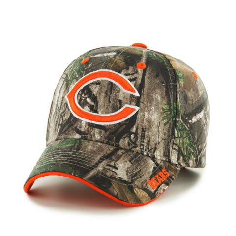 Chicago Bears Mass Realtree Frost Hat