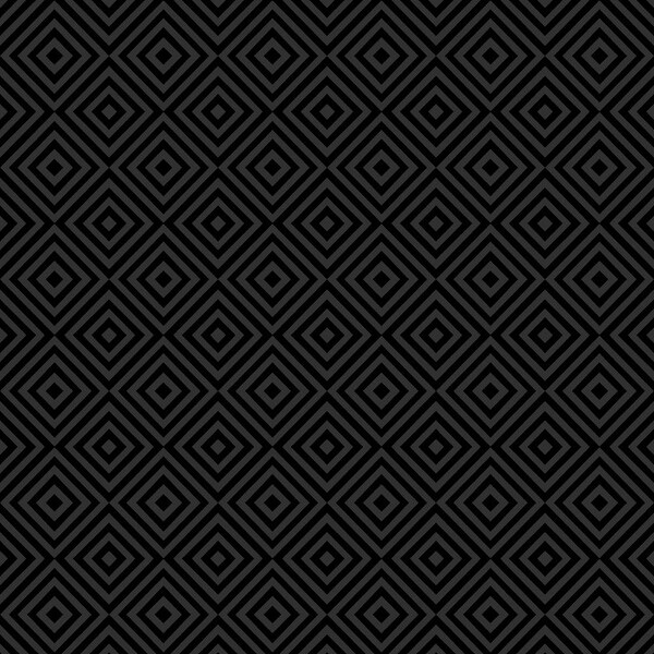 Brewster 2535-20656 Metropolitan Black Geometric Diamond Wallpaper - N/A