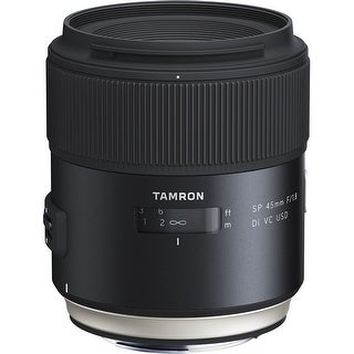 Tamron SP 45mm f/1.8 Di VC USD Lens for Canon EF (International Model)