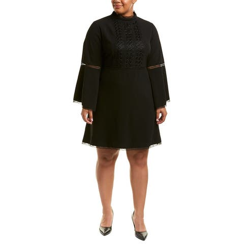 Nanette By Nanette Lepore Plus Shift Dress