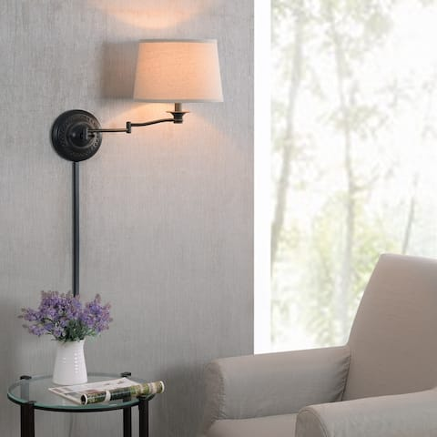 Pedara Wall 3-way Swing Arm Lamp
