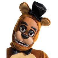 Five Nights At Freddy's Freddy Child Costume Mask - Brown