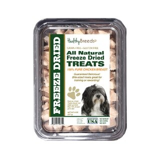 Healthy Breeds Lhasa Apso Chicken Freeze Dried Treats