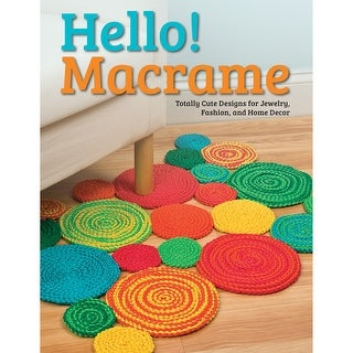 Design Originals-Hello. Macrame