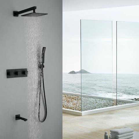 Pressure Balanced Complete Shower System