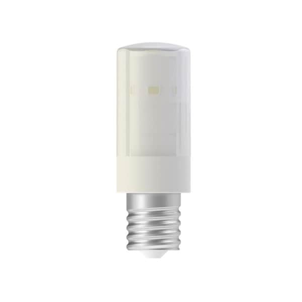 Shop Ge 29033 Frosted Intermediate Base T8 Led Appliance Bulb Warm