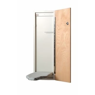 Harper Blvd Wall Mounted Ironing Board And Storage Center