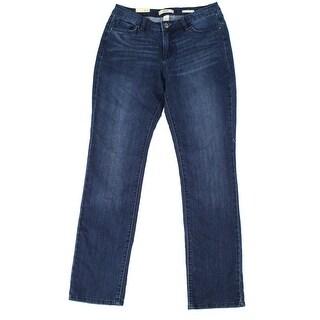 Vintage America NEW Dark Blue Womens Size 30 Boho Straight Leg Jeans