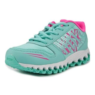 K-Swiss X-160 Round Toe Synthetic Tennis Shoe|https://ak1.ostkcdn.com/images/products/is/images/direct/632f3406d4208db7e5605d2f61b60c525afcccbd/K-Swiss-X-160-Youth-Round-Toe-Synthetic-Green-Tennis-Shoe.jpg?impolicy=medium