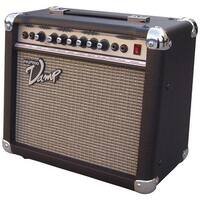"PYLE PRO PVAMP60 Vamp Series Amp (8"" Speaker; 60-Watt with 3-Band EQ, Overdrive & Digital Delay)"