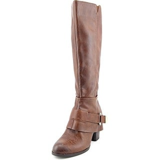 Fergie Theory Round Toe Synthetic Knee High Boot
