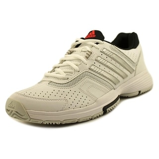 Adidas Barricade Court 2   Round Toe Leather  Tennis Shoe