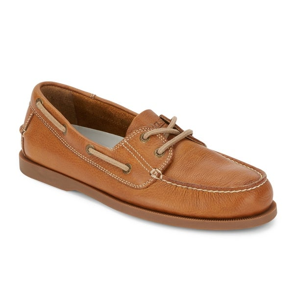 f98a8a9dd1aa Shop G.H. Bass   Co. Mens Asbury Classic Leather Boat Shoe - Free ...