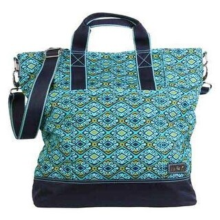 Hadaki by Kalencom Women's French Market Tote Dixie Diamonds - US Women's One Size (Size None)