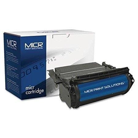 MICR Print Solutions Toner-Black 6120M Toner Cartridge