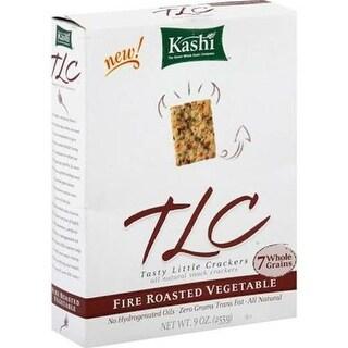 Kashi - Fire Roasted Vegetable Crackers ( 12 - 9 OZ)