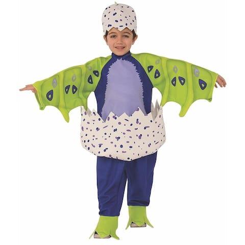 Hatchimals Draggles Dark Purple Child Costume