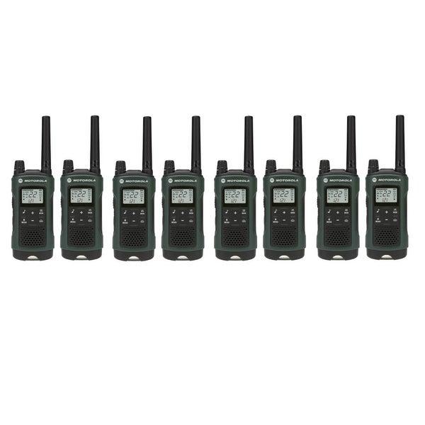 Motorola T465 (8 Pack) Two Way Radio