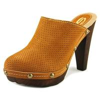 Sbicca Lettie Women  Round Toe Suede  Clogs