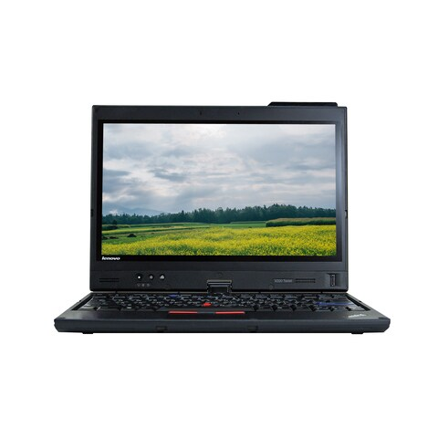 "Lenovo ThinkPad X220 Tablet Core i5-2410M 2.3GHz 4GB RAM 320GB HDD Win 10 Pro 12.5"" Touchscreen Laptop (Refurbished B Grade)"