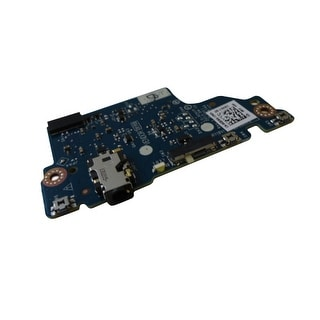 New Dell XPS 12 9Q33 Audio Jack IO Circuit Board 63XND