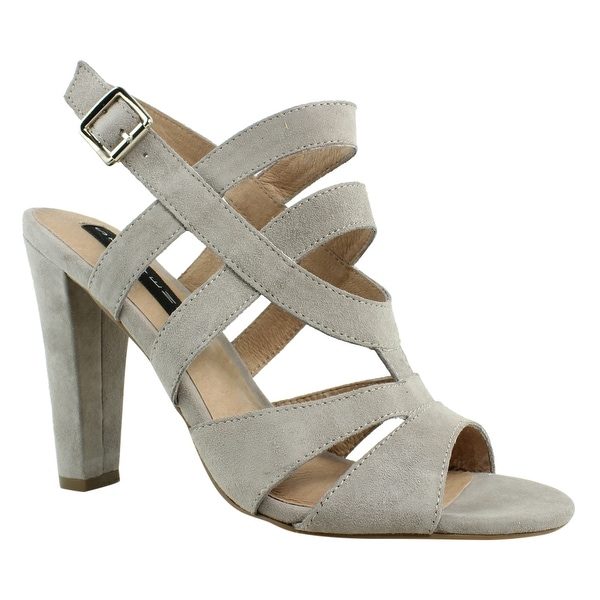 a5e972f06d4 Shop Steve Madden Womens Double Trouble 2 Gray Sandals Size 8.5 - On ...