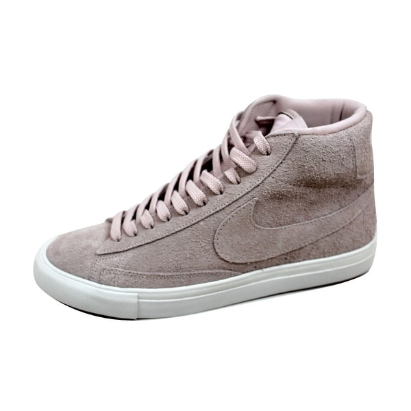 Nike Men's Blazer Mid Silt Red/Silt Red-Summit White 371761-607