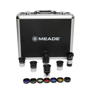 Meade 607001 1.25 in. Series 4000 Eyepiece & Filter Set