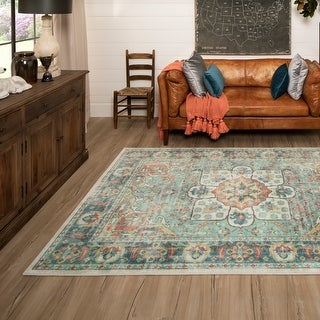Link to Mohawk Home Sevan Area Rug Similar Items in Rugs