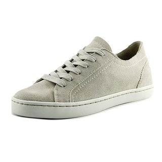 Dolce Vita Molly Women Round Toe Suede Gray Sneakers