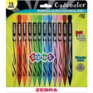 Assorted - Cadoozles Mechanical Colored Pencils 12/Pkg
