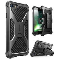 iPhone 7 Case-Transformer [Kickstand] Holster Case-Apple Iphone 7 -Black