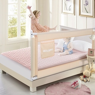 Link to 70 inch Toddler Bed Rail Guard for Full Size Bed - S Similar Items in Child Safety