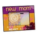 New Mom Picture Frame by Deloresart