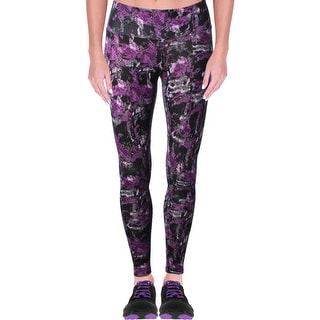 Erik + Lani Womens Juniors Leggings Snake Print Knit