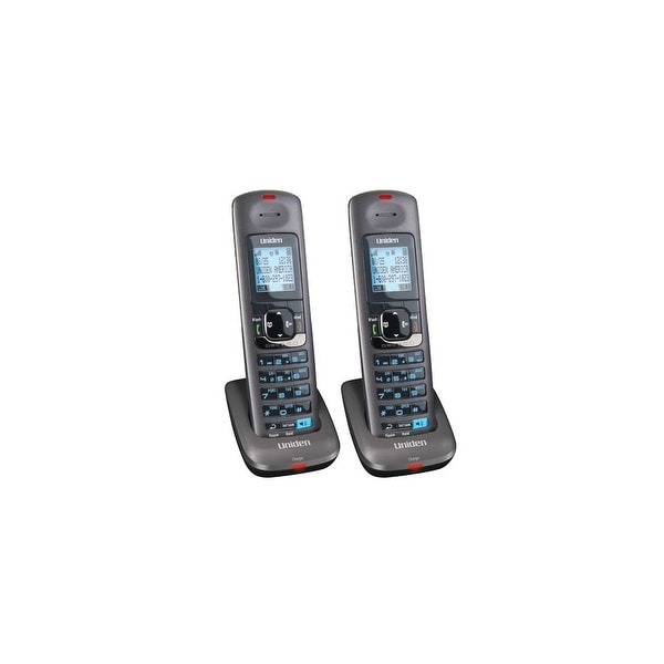 Uniden DCX400-2 (2-Pack) Accessory Handset for DECT4066/DECT4086 and DECT4096