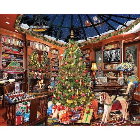 "Jigsaw Puzzle 1000 Pieces 24""X30""-Christmas Seek N Find"