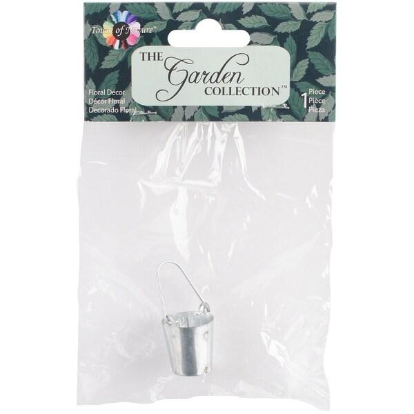 """Fairy Garden Metal Bucket-.85"""""""