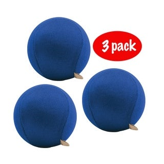 Handstands Blue Cyber Gel Ball 3 Pack