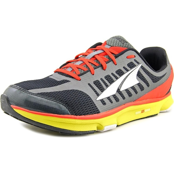 Altra Provision 2 Men Round Toe Synthetic Black Running Shoe
