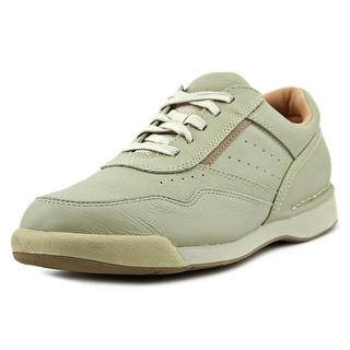 Rockport Milprowlkr Men Round Toe Synthetic Green Sneakers