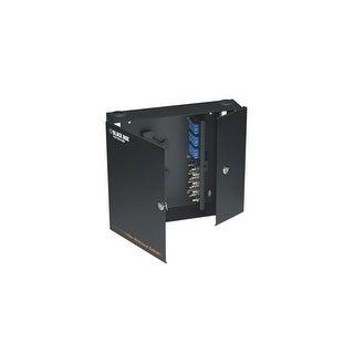 Black Box JPM402A-R2 FIBER wallmnt CBINET 4 ADAP FD Black Box JPM402A-R2 FIBER wallmnt CBINET 4 ADAP FD
