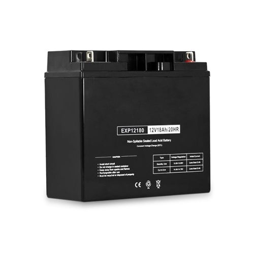 Replacement AGM SLA Battery 12V-18Ah Single Pack Replacement AGM SLA Battery