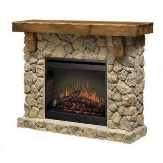 Dimplex SMP-904-ST Fieldstone 26 Inch Electric Fireplace